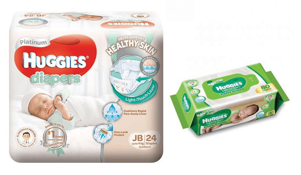 free baby samples singapore 2020