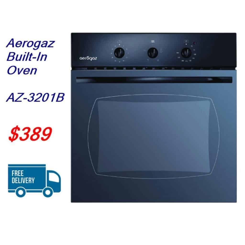 Aerogaz Built-In Oven AZ-3201B is the Best Built in Oven in Singapore this year, Are built in ovens a standard size?, Which brand of built in oven is good?