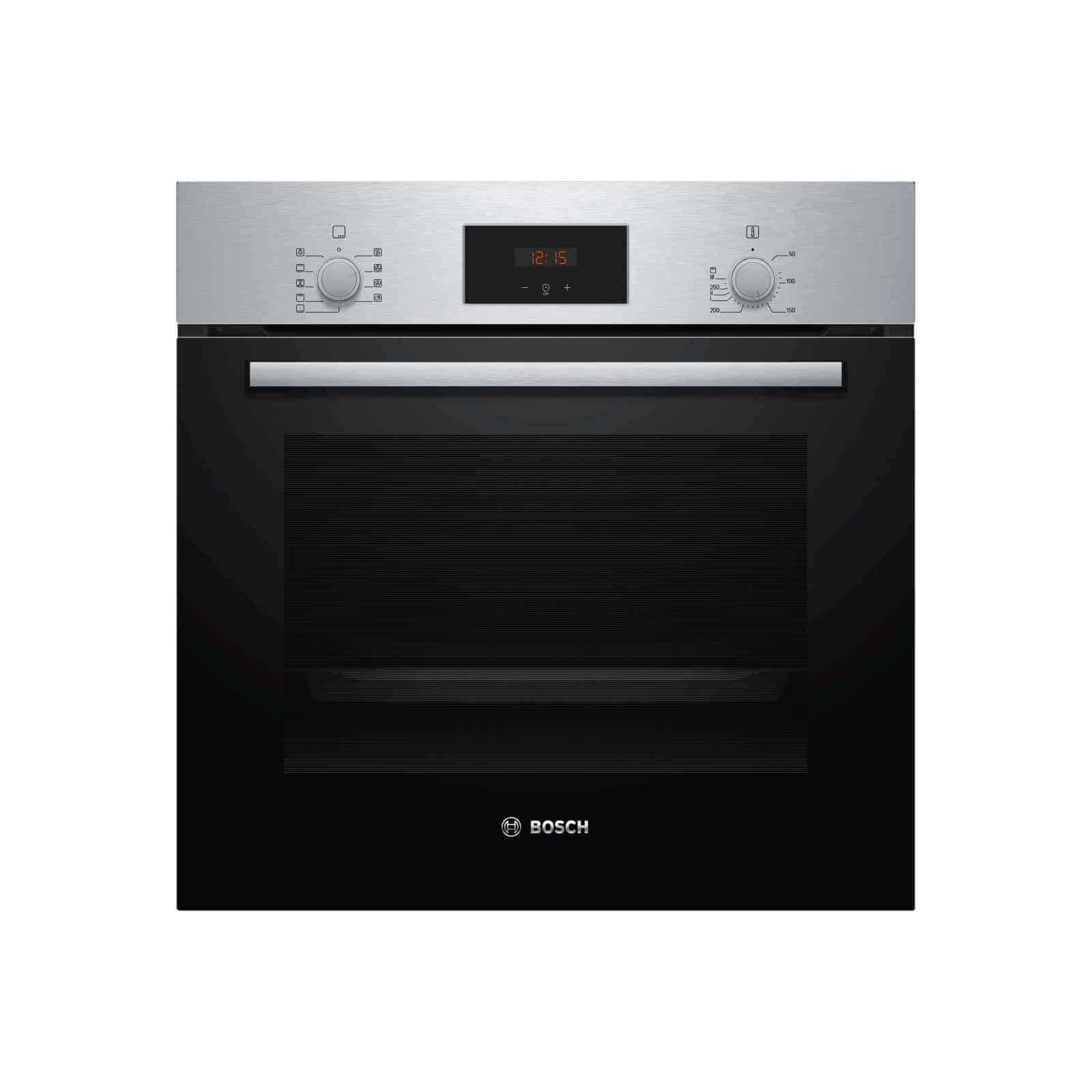 bosch hbf134bs0k built-in single oven (66l) (exclude installation)