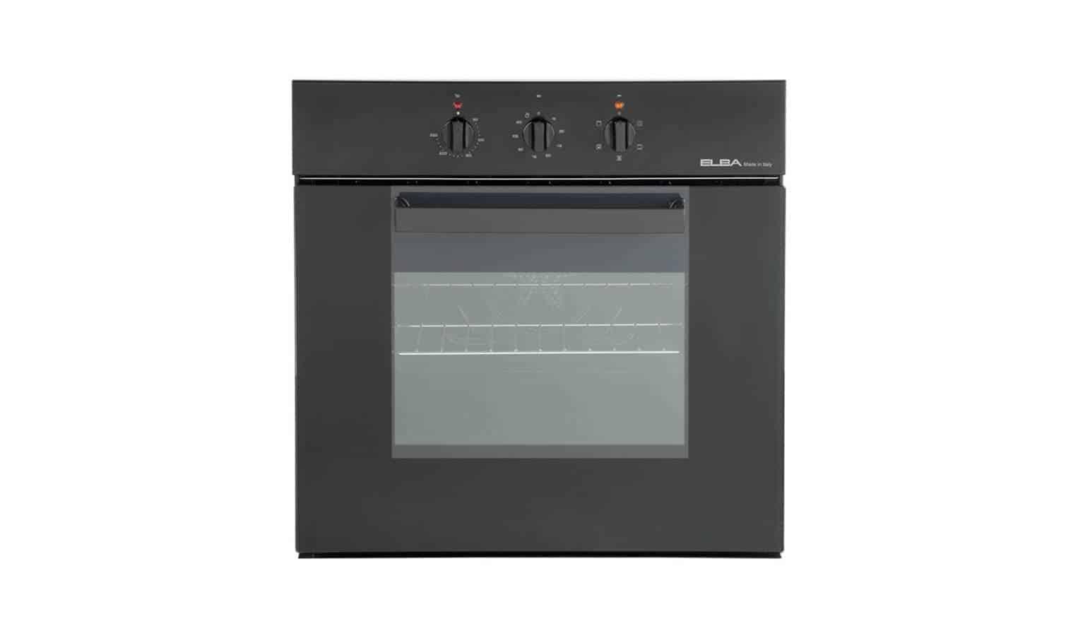 Elba EBO 1726 Built-in Oven - Black | Harvey Norman Singapore