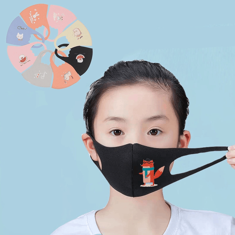 kids reusable mask singapore
