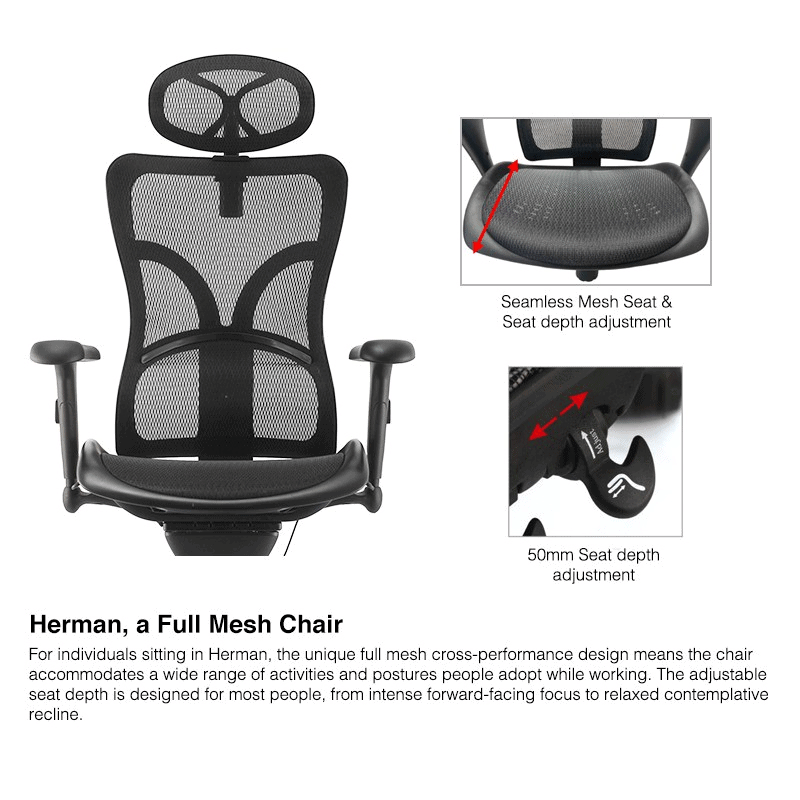 where to shop for office chairs