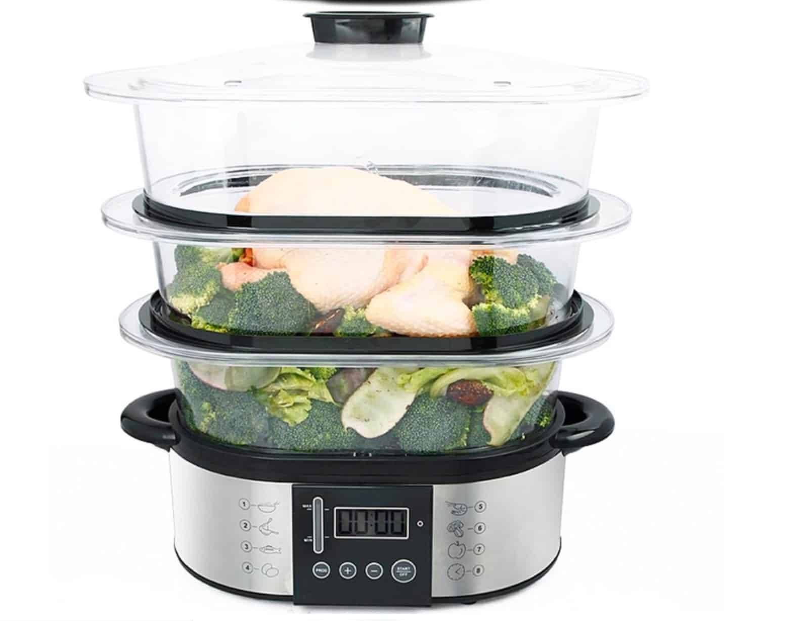 Best Food Steamer in Singapore