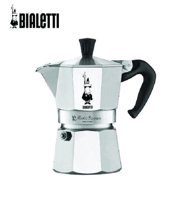 Bialetti Moka Express Stovetop Espresso Maker(Silver) makes better coffee of course. Expensive coffee maker can spread heat more evenly and has finer temperature controls