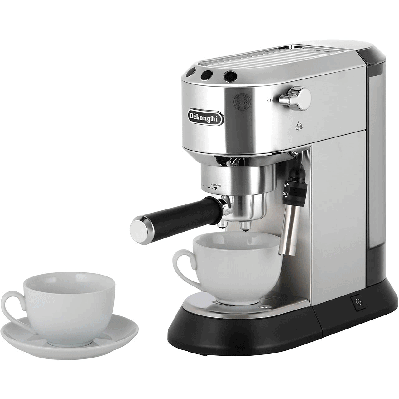 Delonghi EC685 Coffee Machine is affordable bean machine in Singapore for office use. OL favorite coffee machine in sg