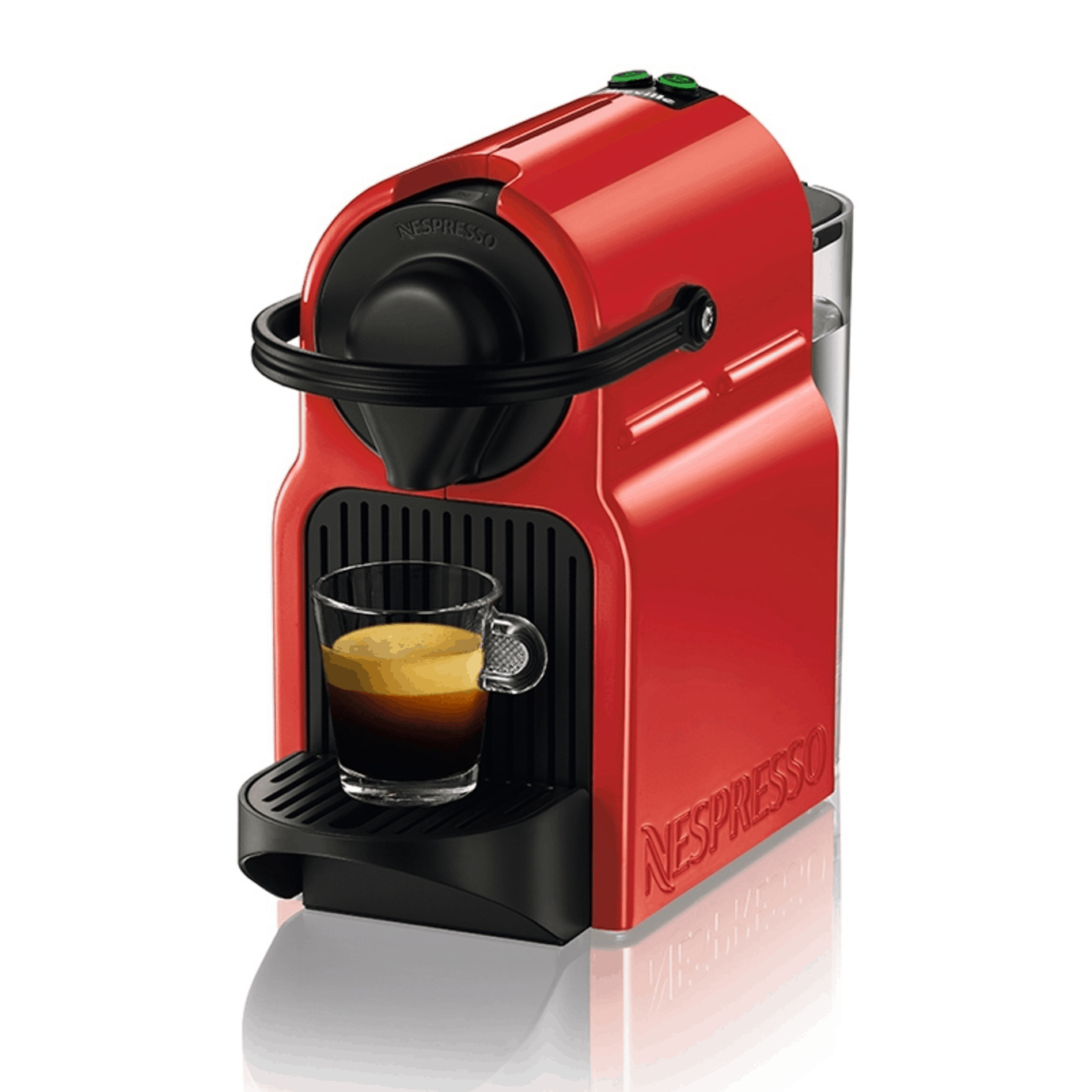 The Best Espresso Machines In Singapore is Nespresso Inissia Coffee Machine.