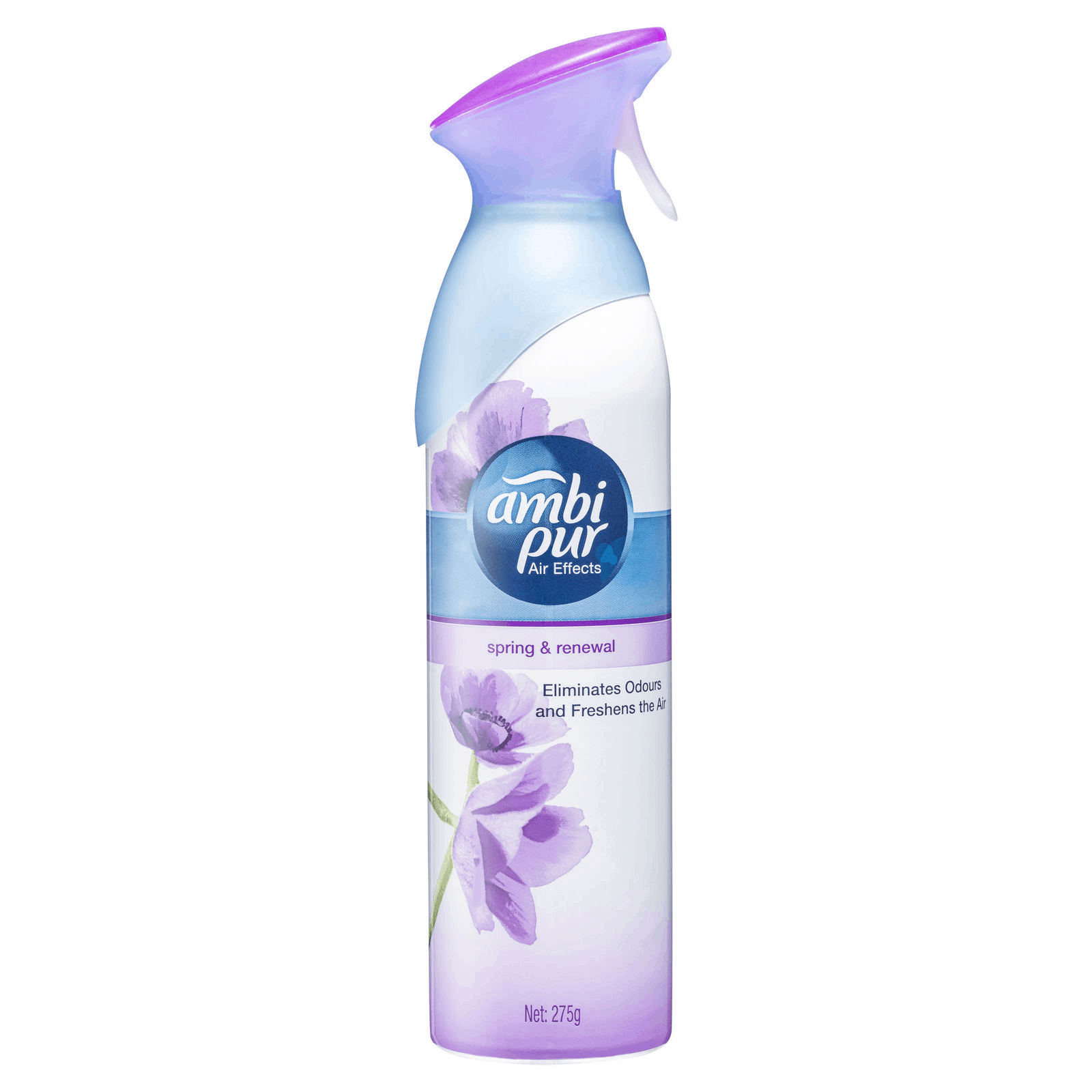 Ambi Pur Aerosol Spray Lavender Vanilla & Comfort / Spring & Renewal 275gm