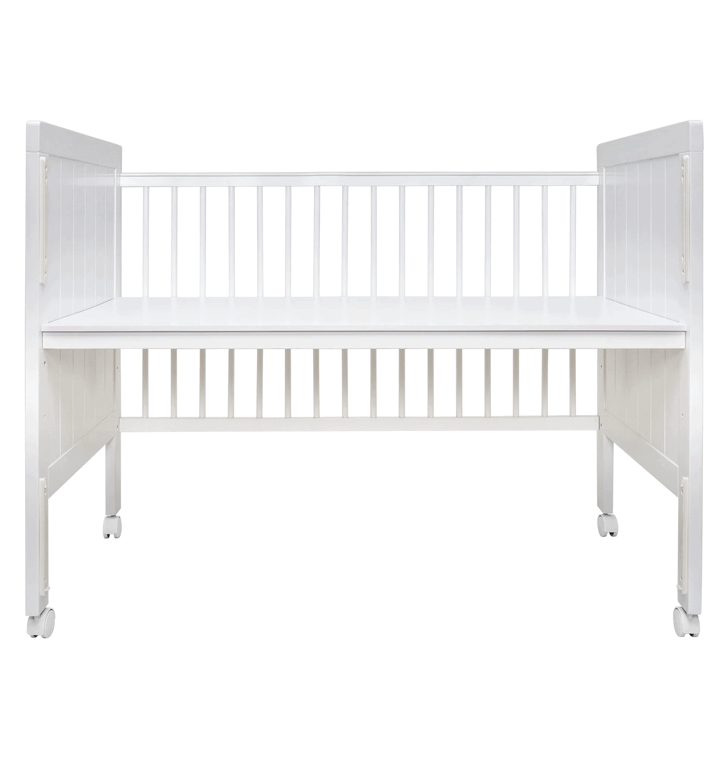 Bonbijou Atlas 5-in-1 Baby Cot with Mattress (Free installation and Delivery) is best Cribs Online for baby in Singapore