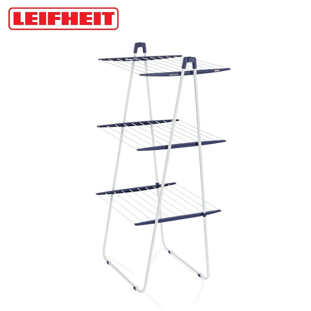 LEIFHEIT Pegasus Tower 190 Dryer/Clothes Rack L81435 - Best Simple Clothes Drying Rack