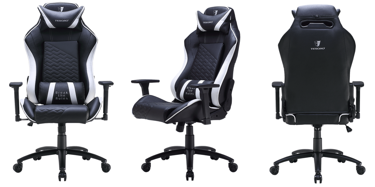 Tesoro Zone Balance Gaming Chair is Best Gaming Chairs Prices & Reviews in Singapore