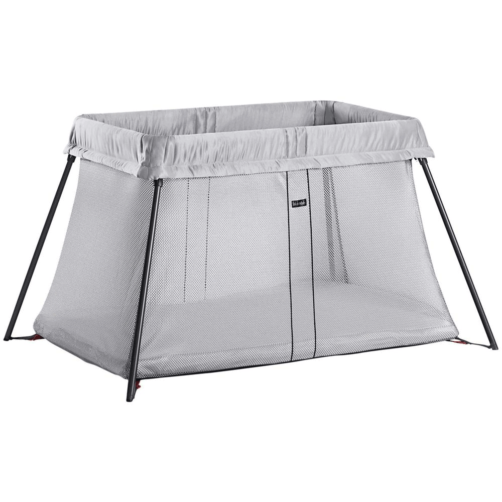 the BabyBjorn Travel Crib Light is best cot that is good for baby and infant use by SuperMom and Singapore Motherhood