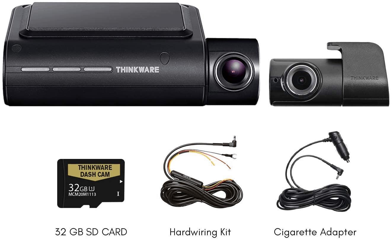 Thinkware F 800 Pro Dual Lens System Digital Thinkware F 800 Pro