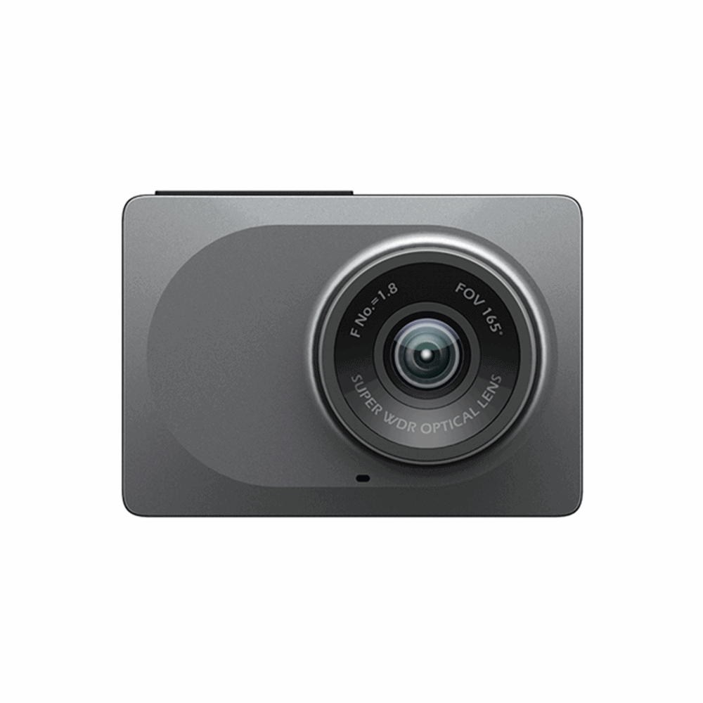 Xiaomi Xiaoyi Yi Power Edition Car Dash Cam Video Camera (Chinese UI) is Best xiaomi dashcam in Singapore. smart app xiaomi.