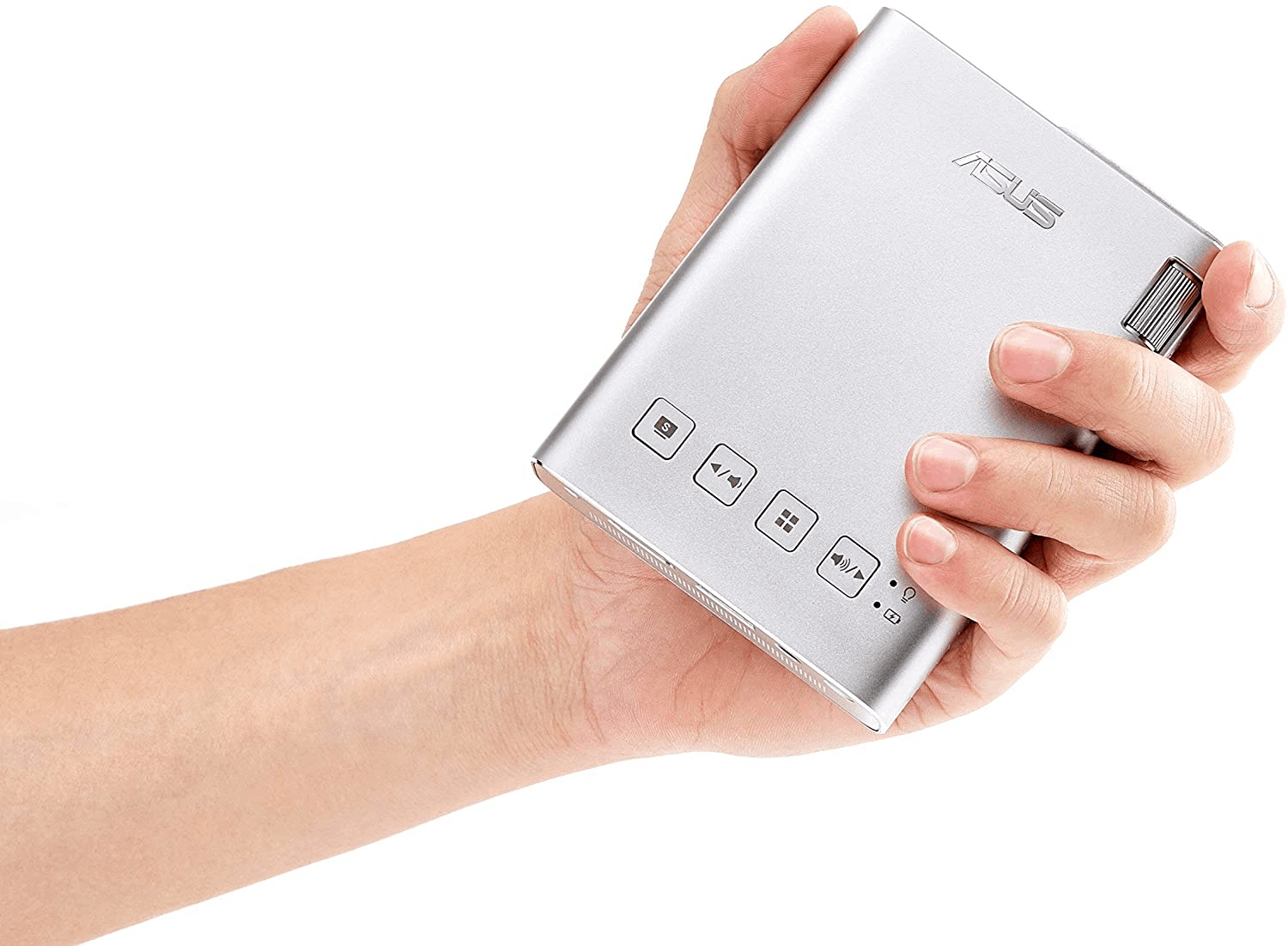 ASUS ZenBeam E1 Pocket Projector is best portable short throw projector singapore