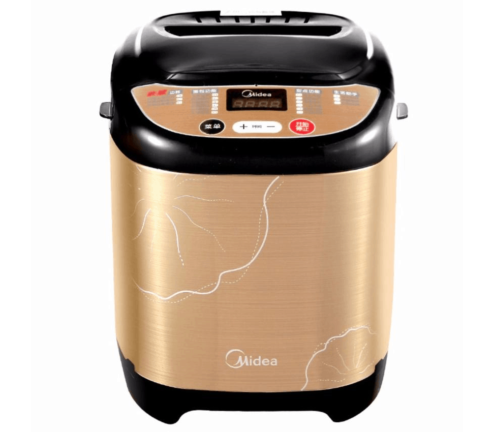 Midea EHS15AP-PGS bread machine is Best bread maker singapore for small family