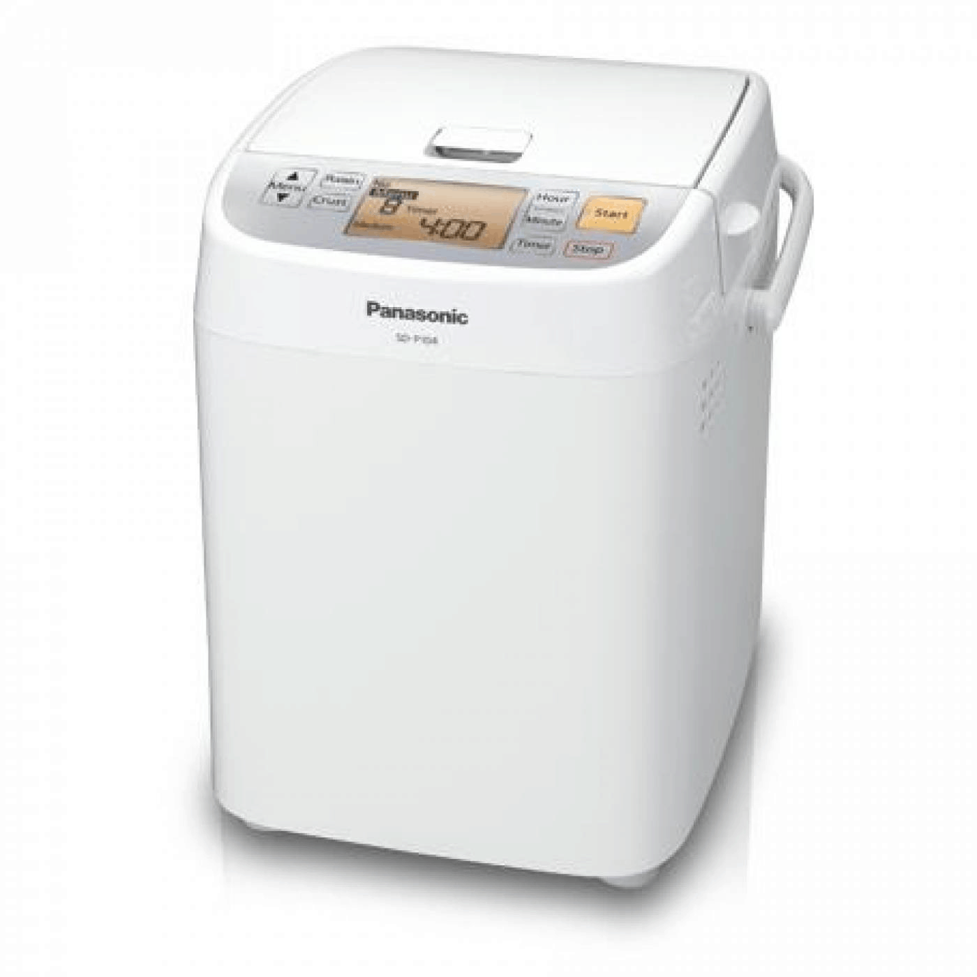 Panasonic SD-P104WSH Breadmaker with 13 menu functions is the best bread machine to buy in Singapore