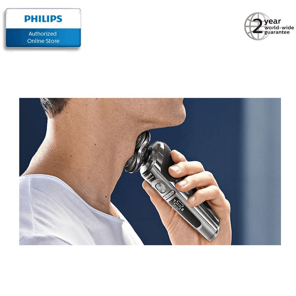 Philips Norelco S9000 Prestige is Best Electric Shaver Overall