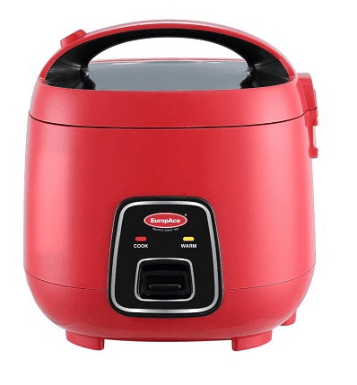 EuropAce 1.8L Rice Cooker is the Best Rice Cookers In Singapore Ranked – Philips, Tefal, Zojirushi & Europa, xiaomi cook rice with ease, steam food or rice healthy lifestyle.