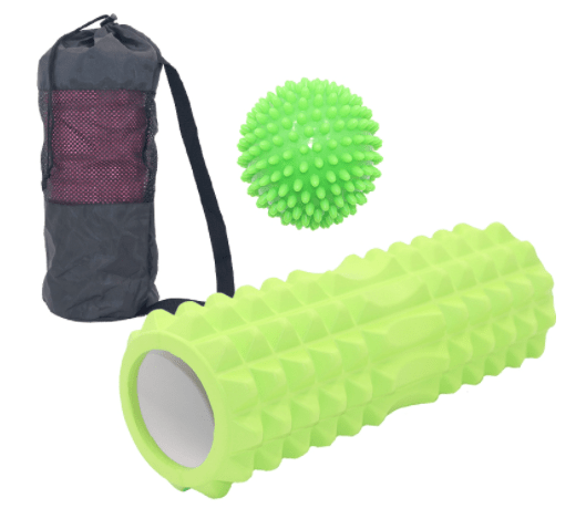 Fitness Point Foam Roller is the Best no-frills roller in Singapore
