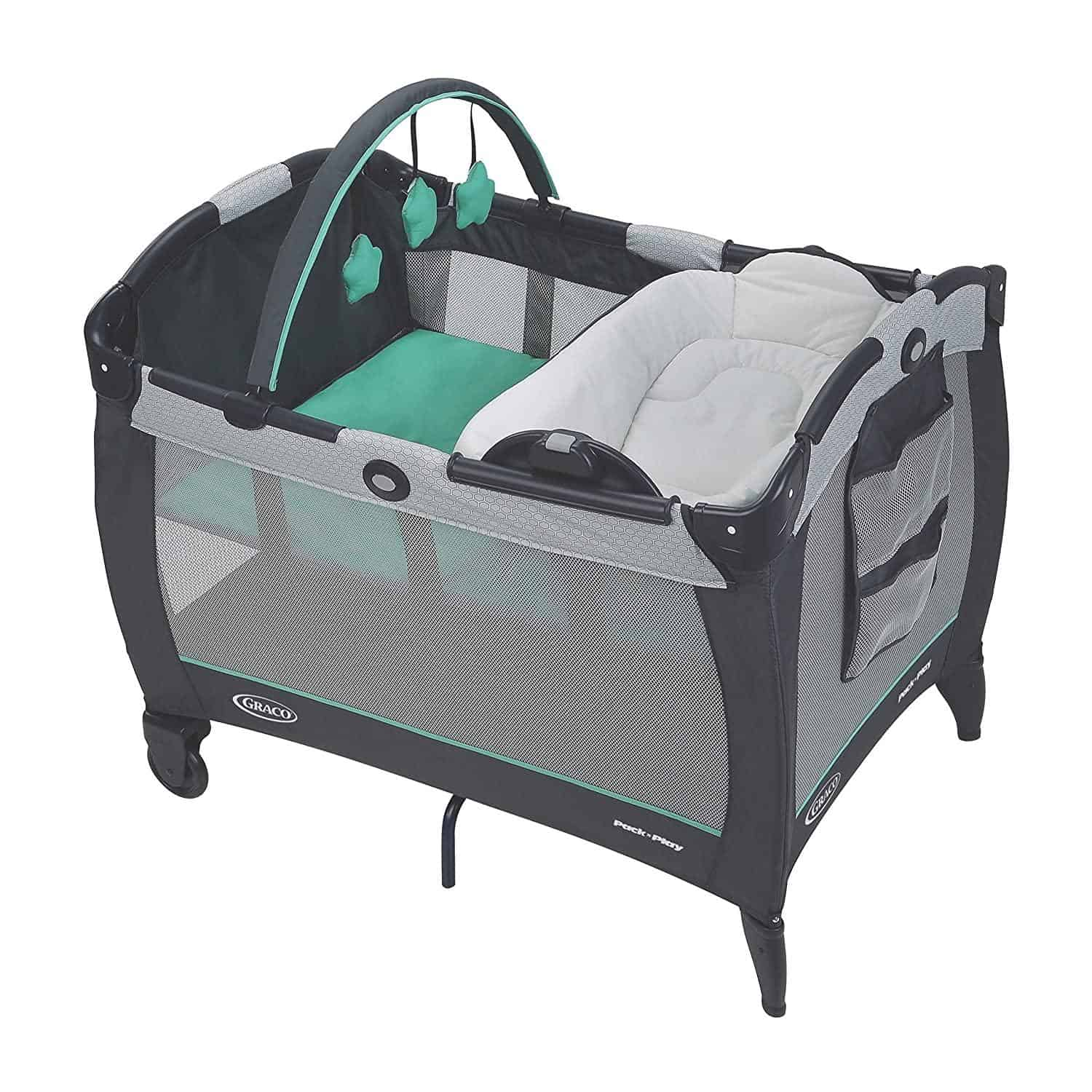 Graco Pack N' Play Playpen With Reversible Napper & Changer