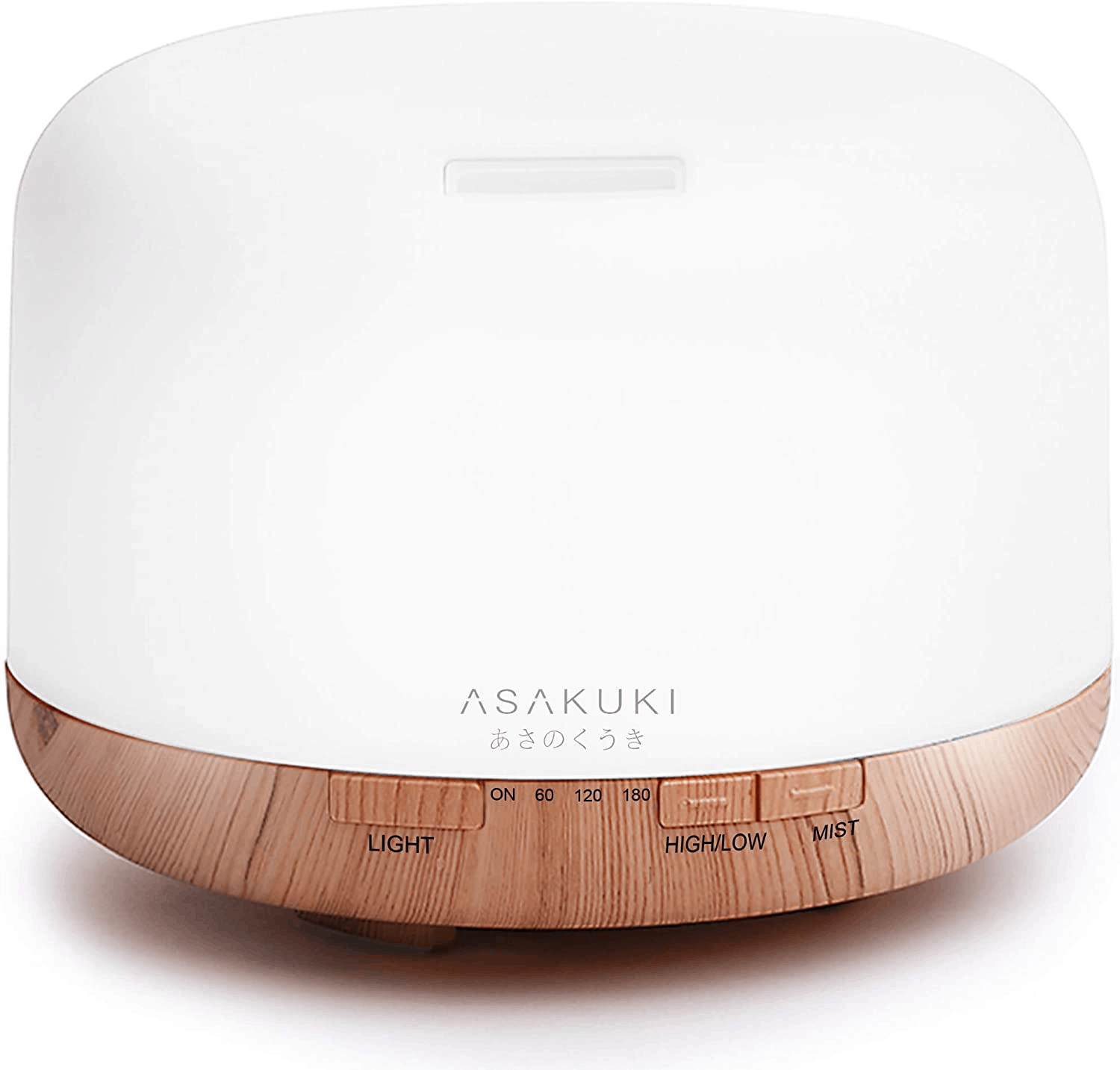 AKASUKI 300ML/500ML 5-in-1 Premium Humidifier
