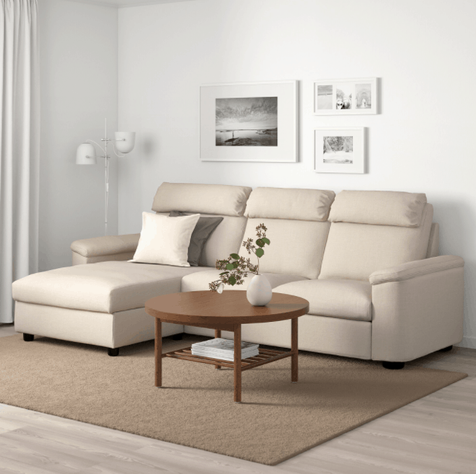 Most Popular IKEA products to buy in Singapore Lidhult 3-seat-sofa