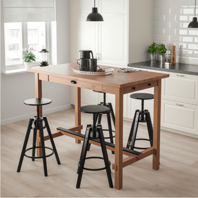 Nordviken Bar Table