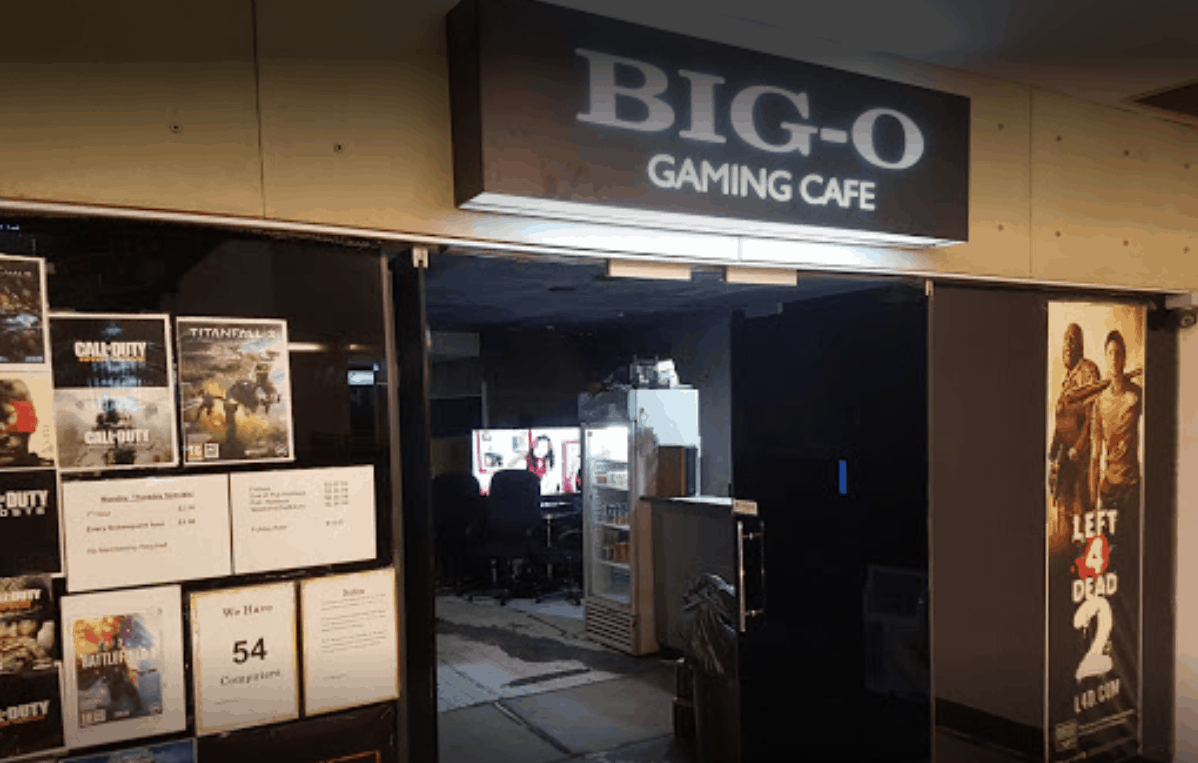 Big-O Gaming Café is 10 LAN Shops In Singapore To Relive The Good Old Gaming days with friends
