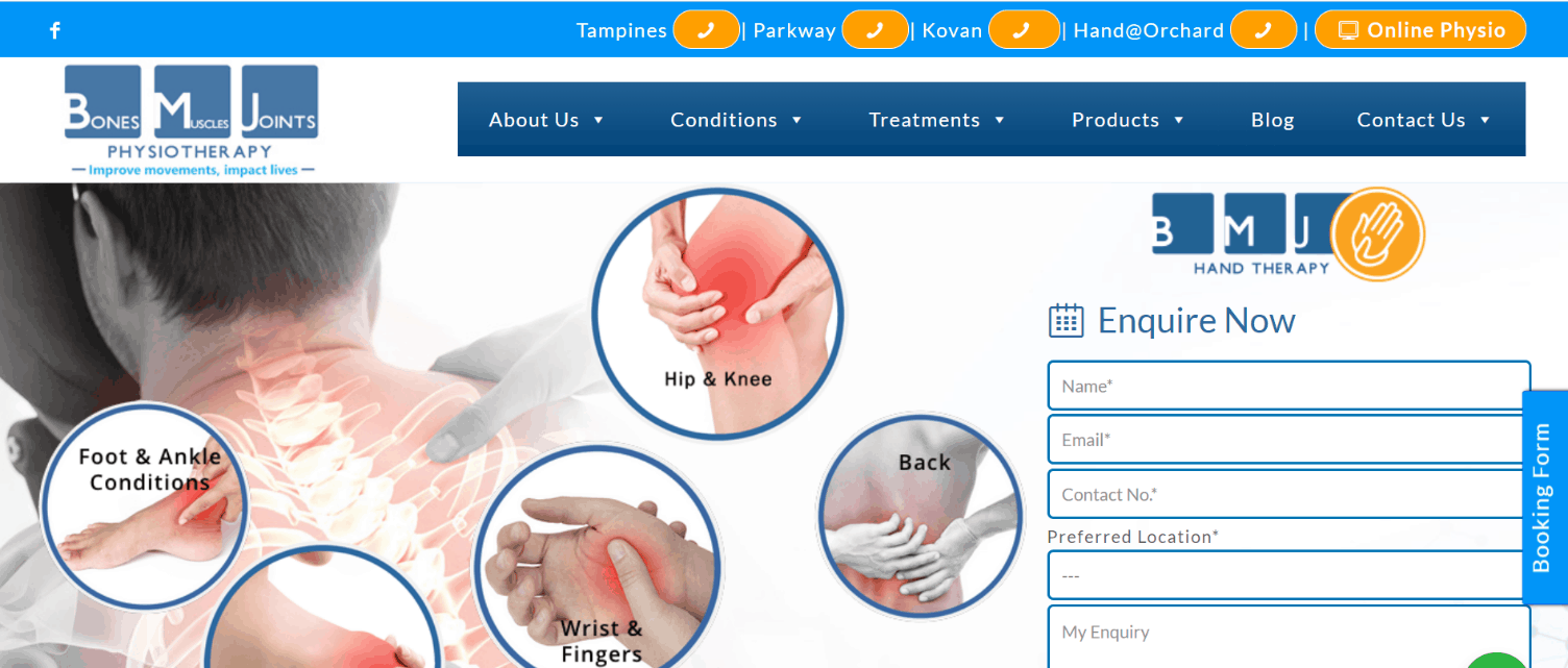 BMJ Physiotherapy