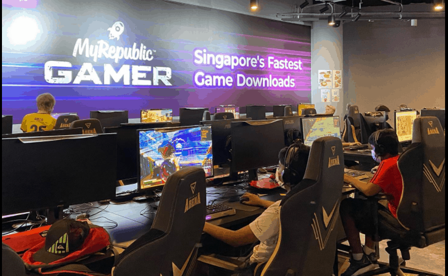 Bountie Arena is THE BEST 10 Internet Cafes in Singapore