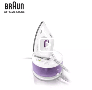 Braun Steam Iron is best for home use