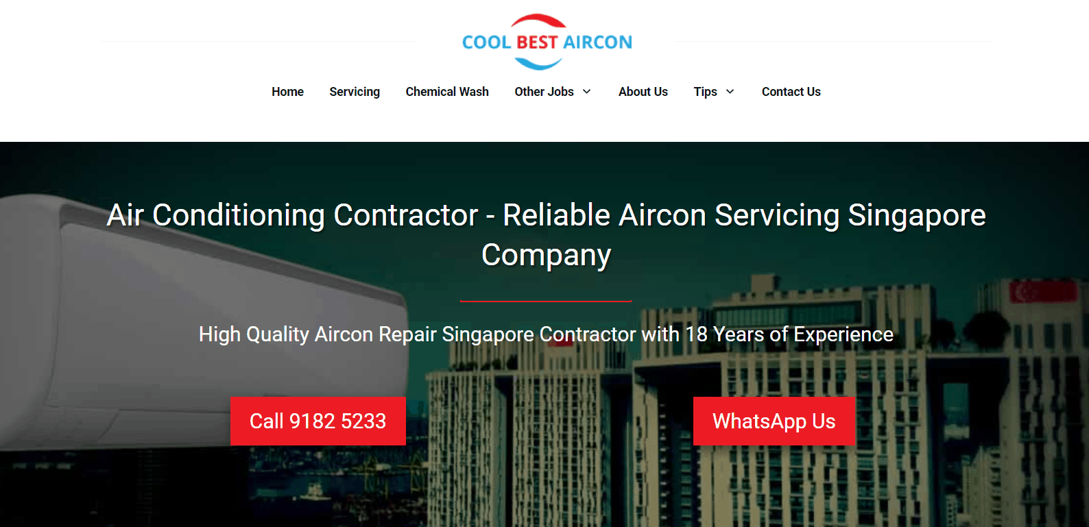 Coolbest Aircon Servicing Aircon Servicing Price & Promotion - Best Service Package