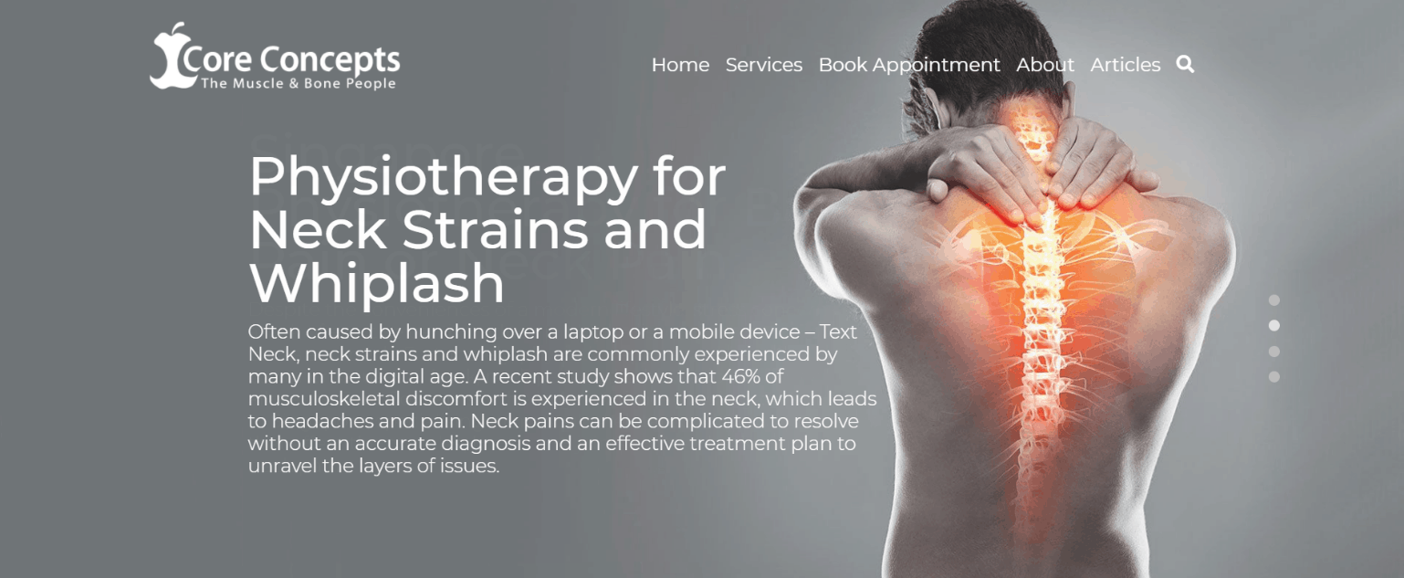 Core Concepts – Physiotherapy Clinic in Singapore is Top Physiotherapy Clinics in Singapore