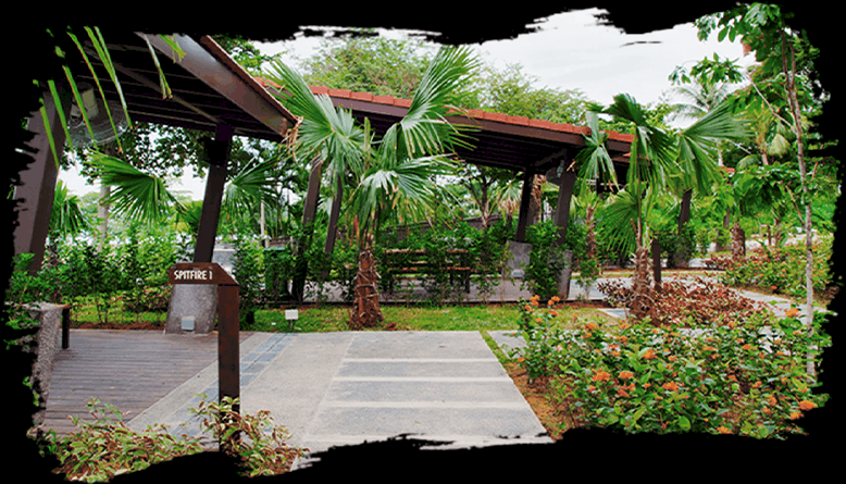 CSC at Changi is Country Club in Singapore With Chalets