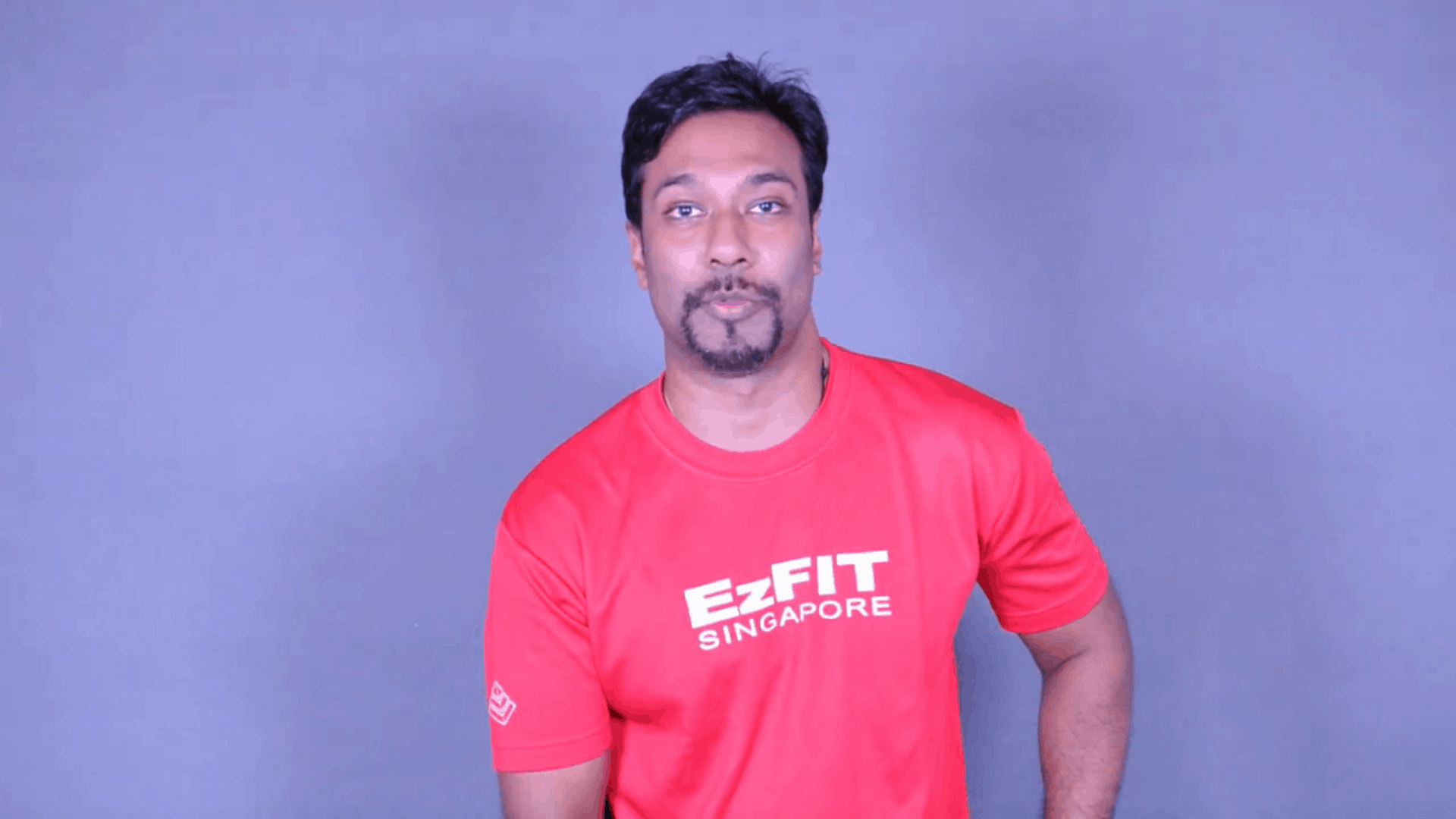 EzFIT Singapore Take 1-to-1 Personal Training - At Your Condo Gym