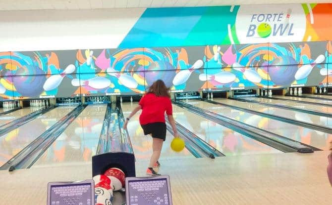 Forte Bowl is The Top 10 Places for the Best Bowling in Singapore