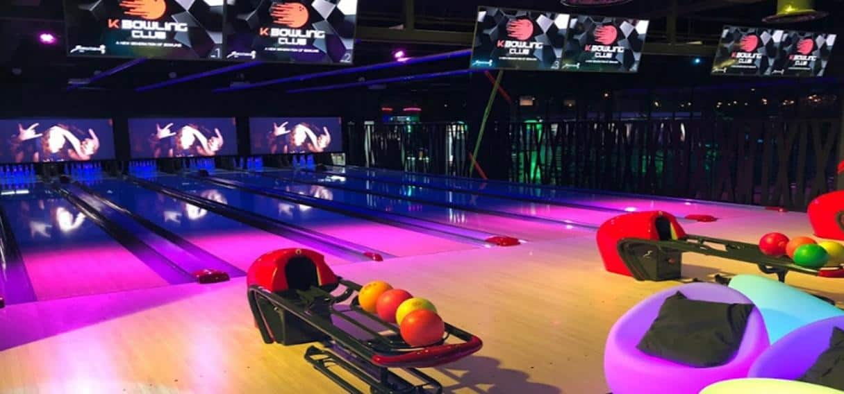 K Bowling is Top 10 Bowling Alleys in Singapore for a 10 Pin Strike