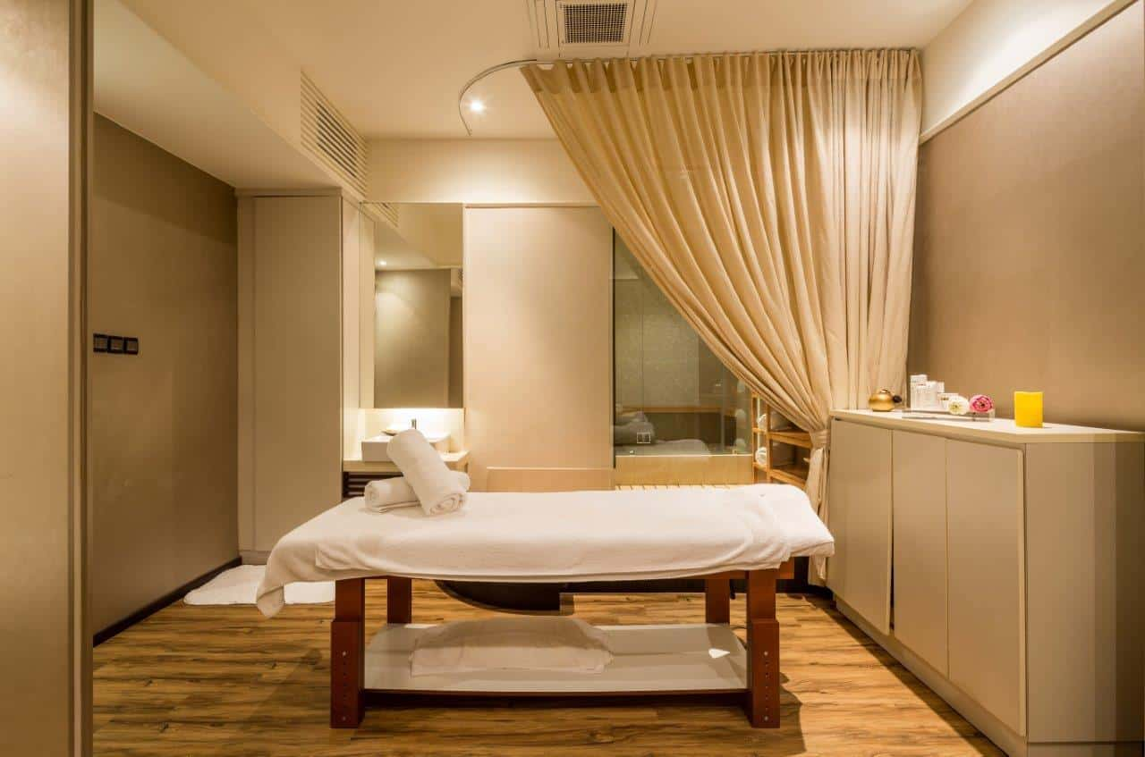 La Source Spa is Singapore's 10 best spas for when you want to treat yourself