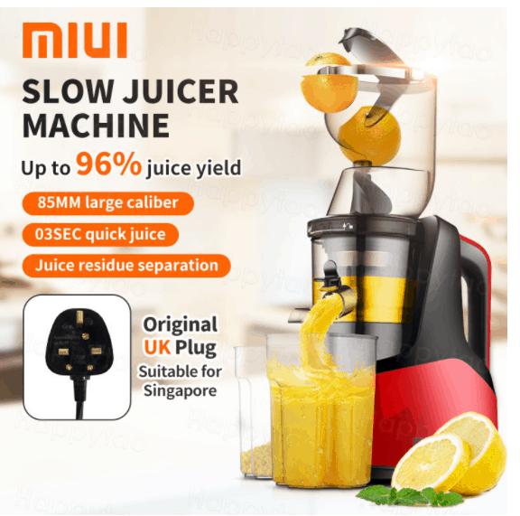 MIUI Slow Juicer