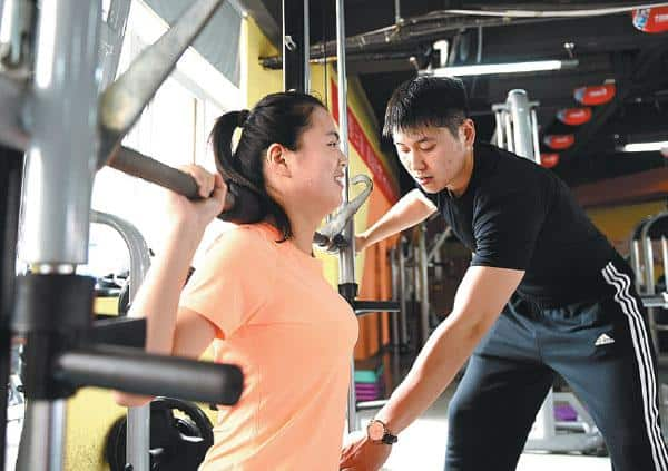 My Fitness Comrade best personal trainer for weight loss singapore