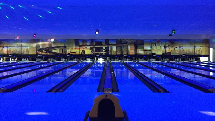 Orchid Bowl is 10 Best Bowling Alleys In Singapore For Cosmic Bowling