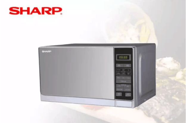 Sharp R-22A0 22L Multifunction Microwave Oven is the Best Convection oven in Singapore