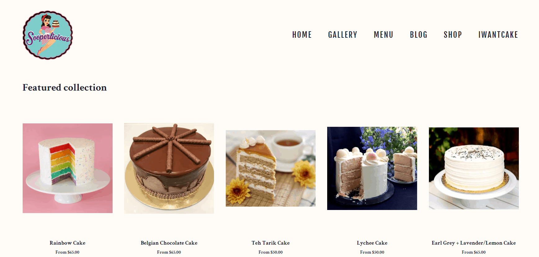 Sooperlicious Cake Delivery Anywhere Near You, Same Day Delivery