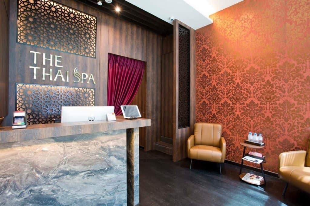 The Thai Spa is the 10 best spas in Singapore that we absolutely love to spoil ourselves