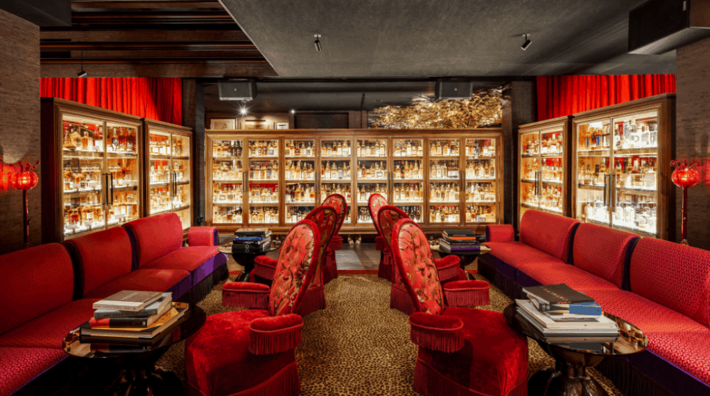 The Whiskey Library is the 10 Best Bars in Singapore You Should Grab a Drink this year