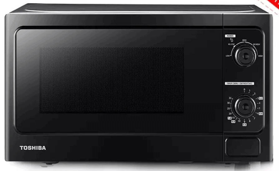 Toshiba MM-MM20P 20L Microwave Oven is the Best Countertop Oven in Singapore