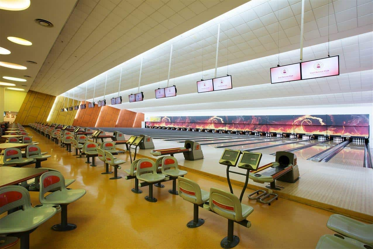 Westwood Bowl is 10 Cheapest Bowling Alleys In Singapore With Games From $2.50