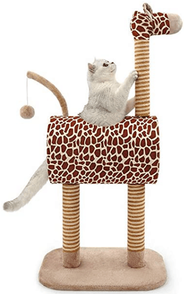 10  Best Cat Toys and Supplies is the Cat Scratching Post Condo
