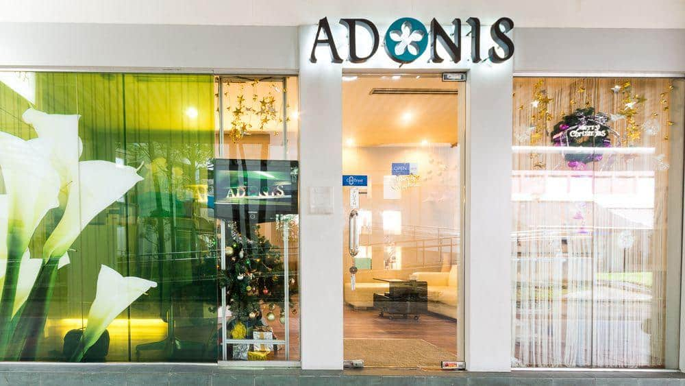 Adonis is a trustworthy slimming centres