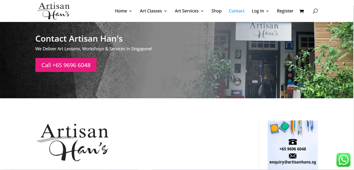 Artisan Han's is top 10 Online Art Supplies Stores To Channel Your Inner Artist